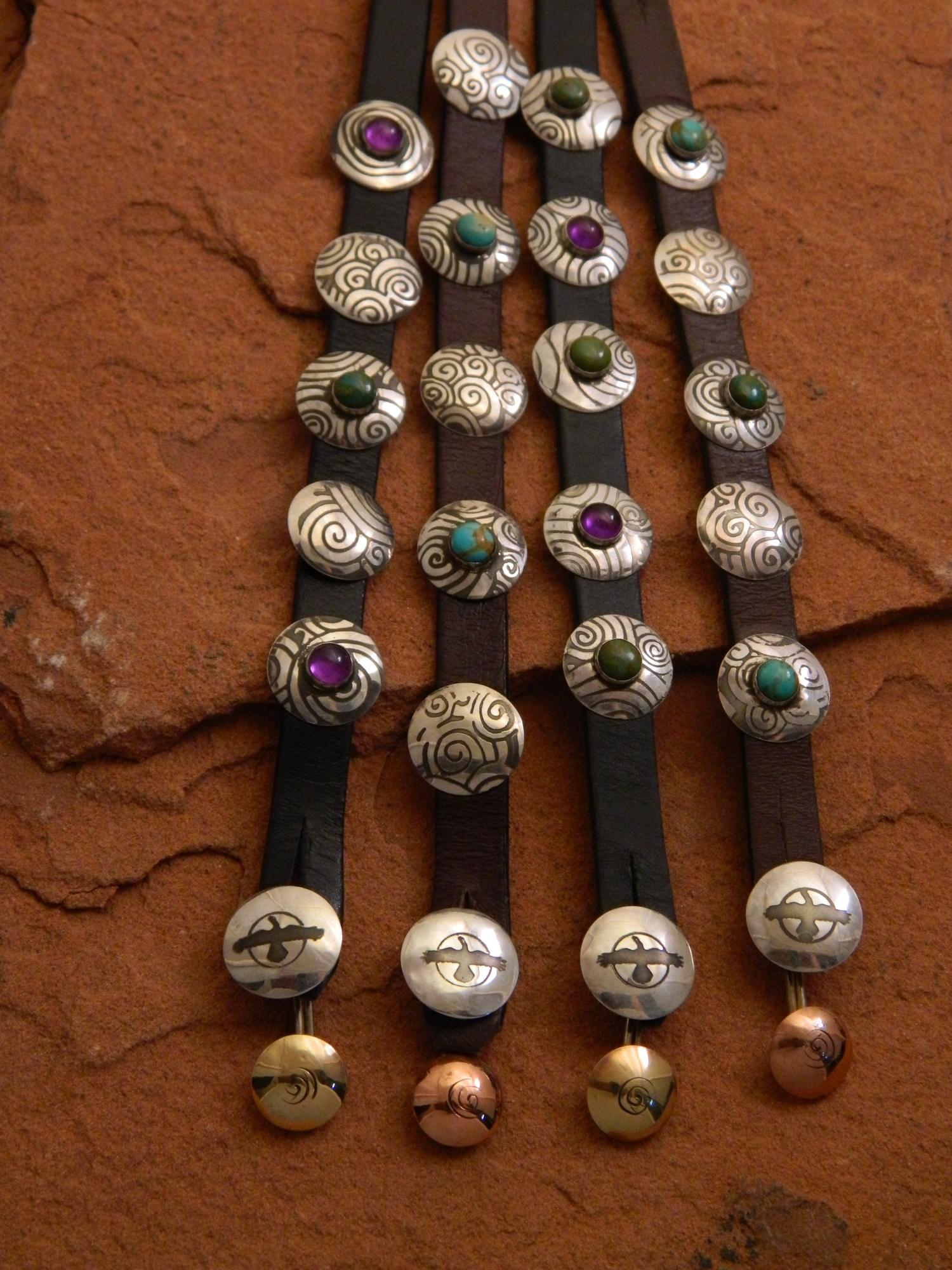Conchos Bracelets