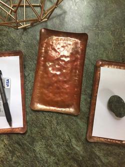 Copper Tip Tray