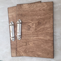 Binder Clipboard