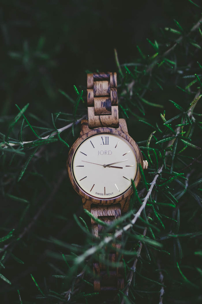 Bring the Woods to you - Jord Watches