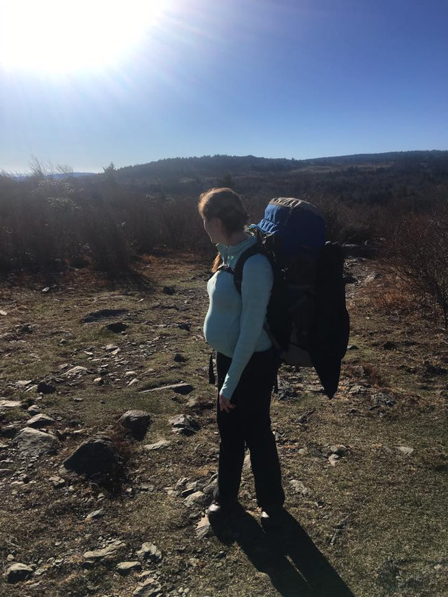 Pregnant Momma's Guide to Backpacking