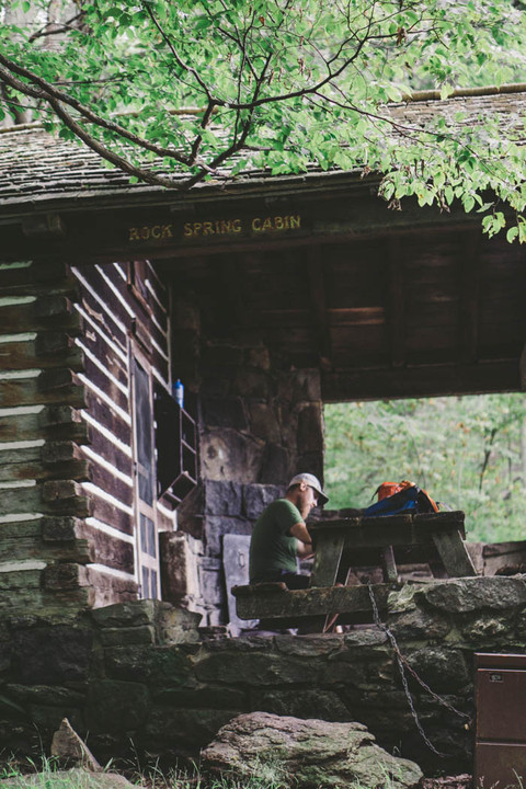 Rock Springs Cabin - Appalachian Trail
