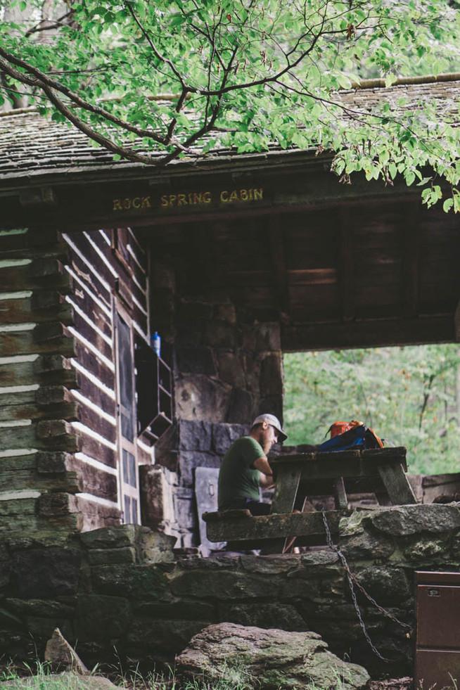 Rock Springs Cabin - Appalachian Trail