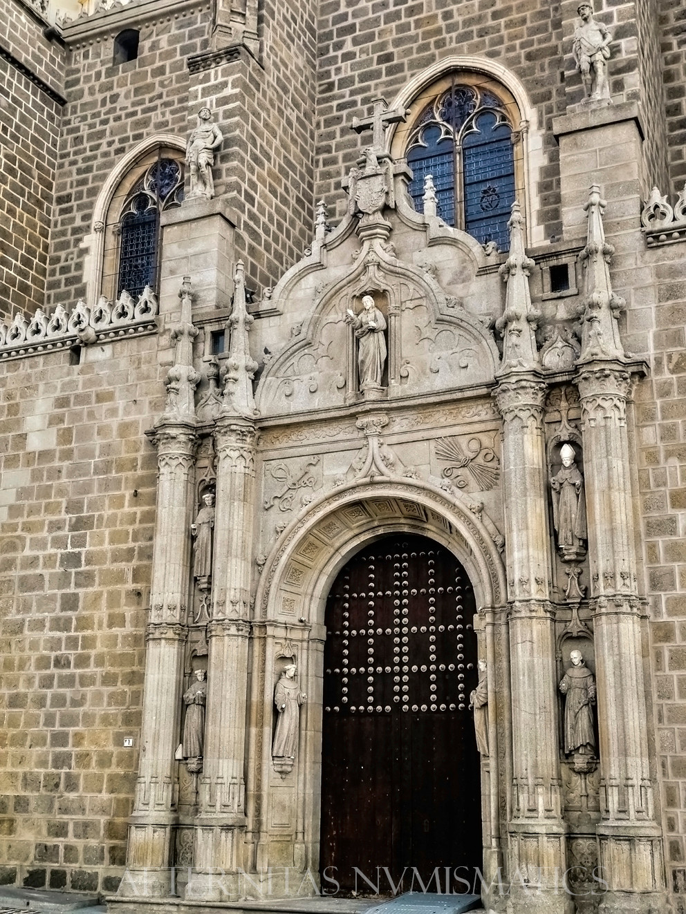 San Juan de los Reyes, Toledo015