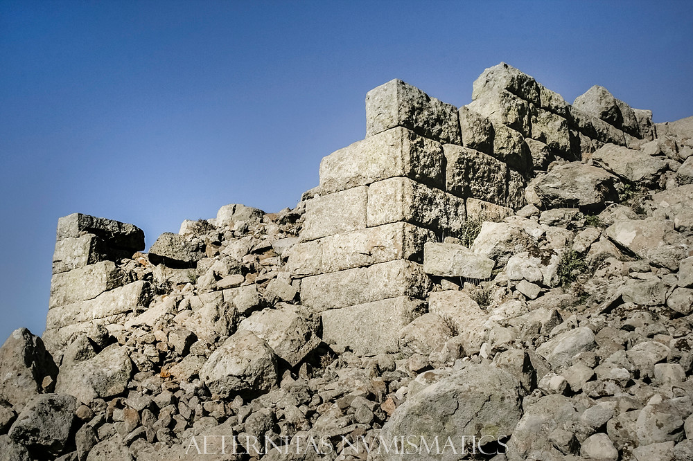 Tower of Neandria, Turkey