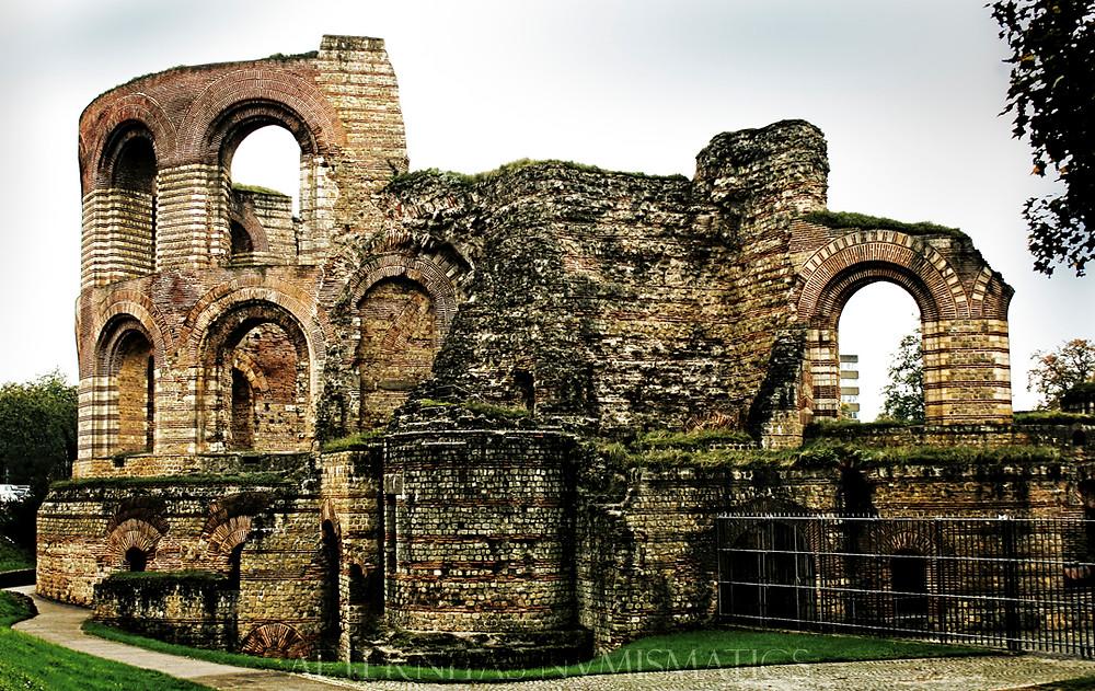 Thermal Ruins - Treveris