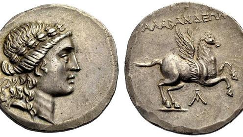 Alabanda, a capital of Roman Conventus. History and coinage.