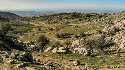 A visit to Neandria, Turkey.