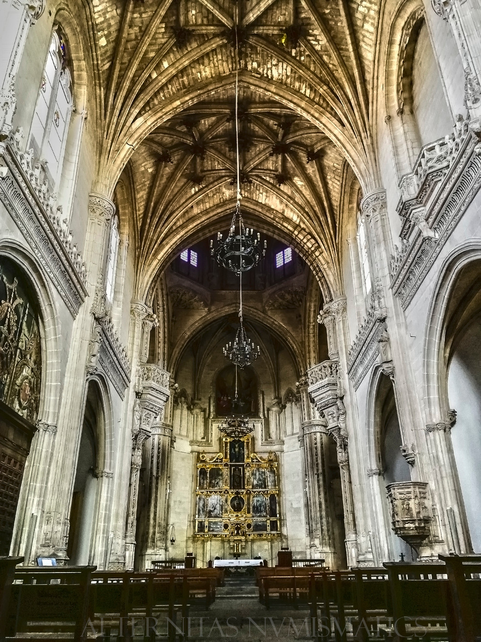 San Juan de los Reyes, Toledo011