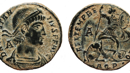 Knowing the Roman imperial mints: X- Aquileia.