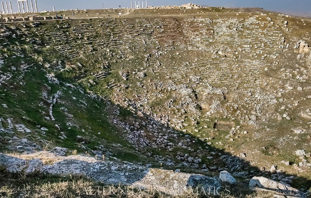 Laodicea: The Northern Theater.