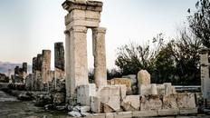 Tripolis ad Maeandrum: The Hierapolis Street.