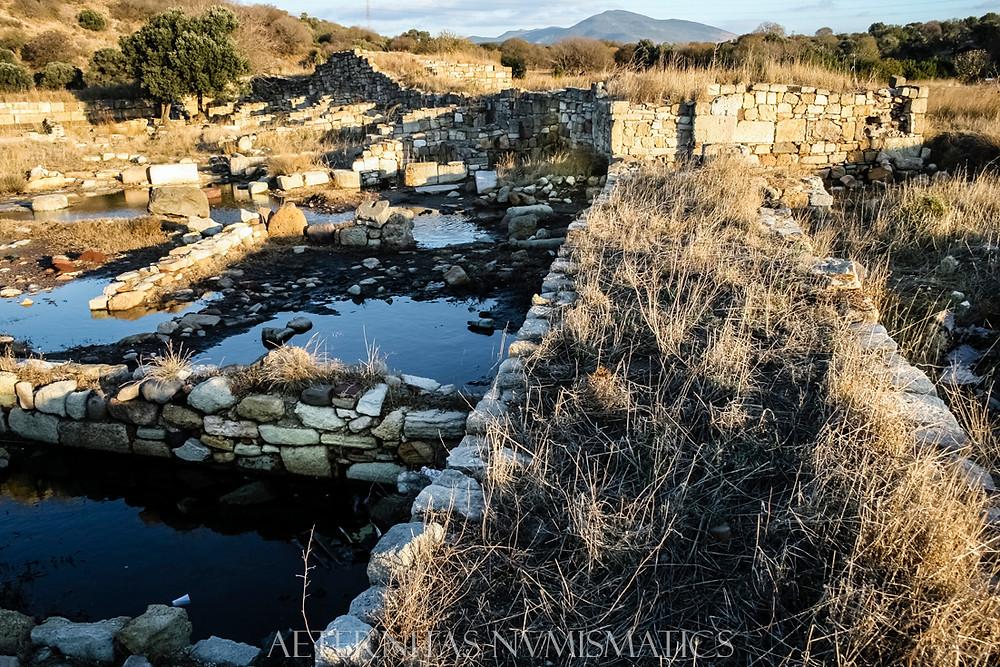 Byzantine castle, Kyme