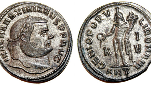 Knowing the Roman imperial mints: XIII- Antioch.