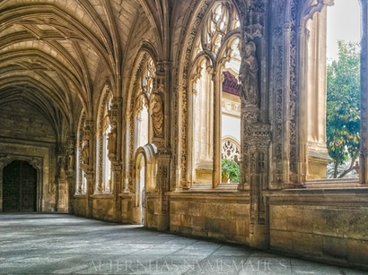 The Monastery of San Juan de los Reyes, Toledo (Spain)