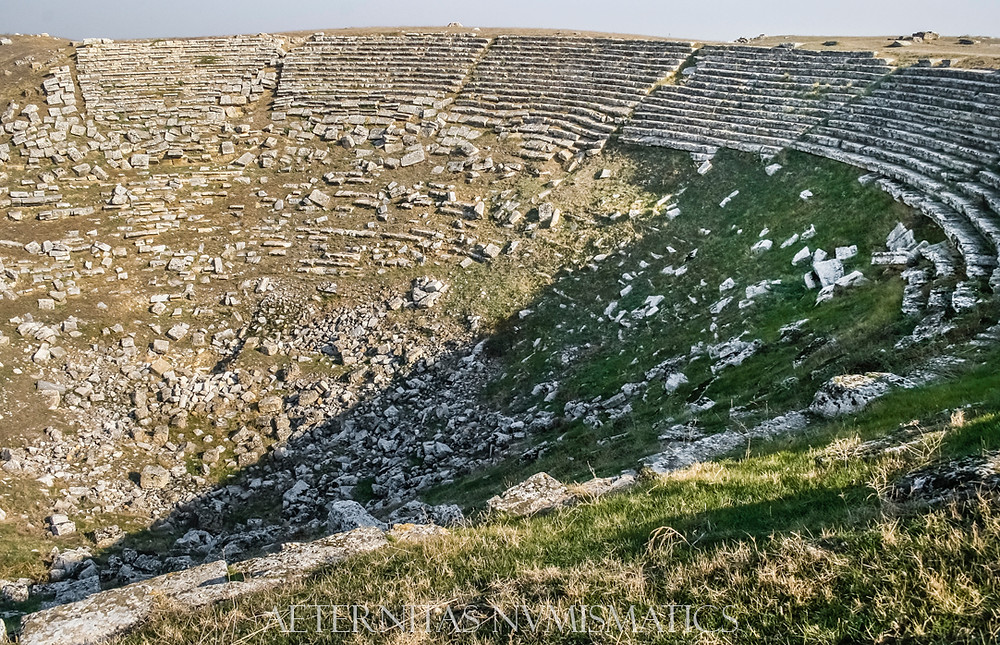 Laodicea: The Western Theater.