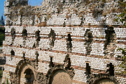 A brief description of the main Roman masonry techniques. 3rd. Part