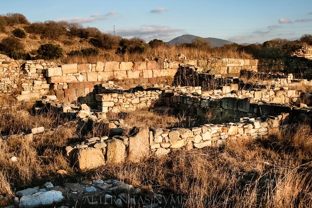 Kyme: Byzantine castle