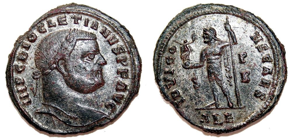 Follis of Diocletian