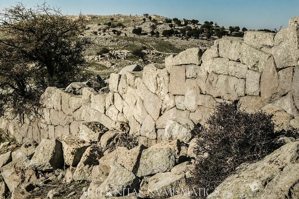 Walls Neandria, Turkey