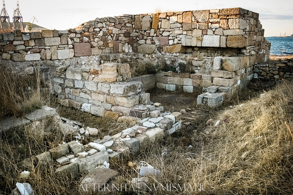 Late-Roman building, Kyme
