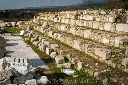 The great temple of Hadrian at Cyzicus