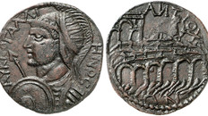 The bridge of Antiochia ad Maeandrum in the coinage of the city.