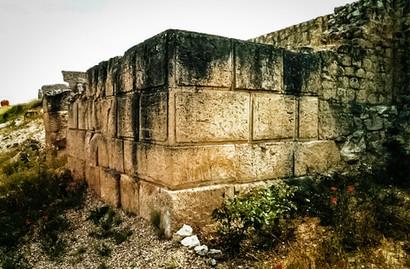 A brief description of the main Roman masonry techniques. 1st. Part