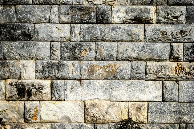 A brief description of the main Roman masonry techniques
