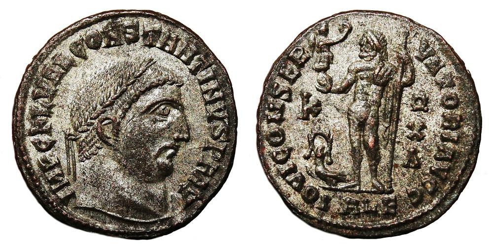 Follis Constantine I