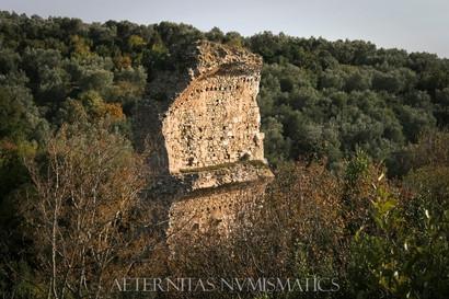 The Amphitheatre of Cyzicus.