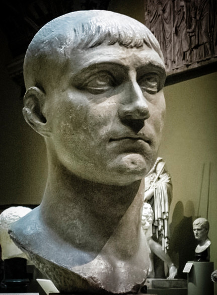 Bust of Maxentius