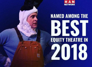 'Rabbits' Named Among the Best in Equity Theater