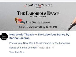 The Laborious Dance