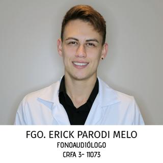 Fgo. Erick Parodi Melo