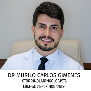 Dr. Murilo Carlos Gimenes