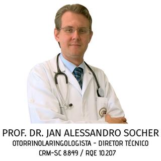 Prof. Dr. Jan Alessandro Socher