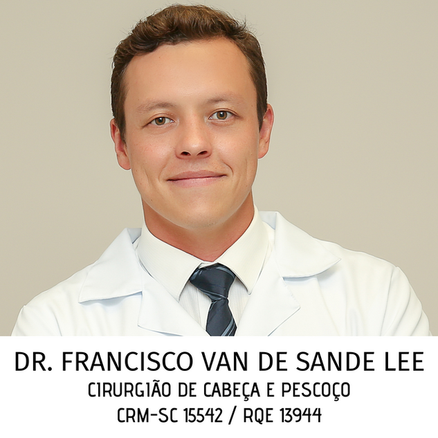Dr. Francisco Van de Sande Lee