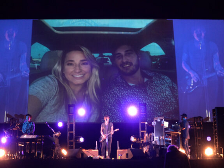 PGP Provides Stage for Keith Urban's Drive In Concert