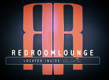 Located directly below flame is our red room lounge - the perfect beginning or end to your evening.