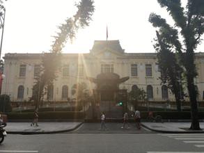 迎賓館(旧トンキン理事長官官邸)
