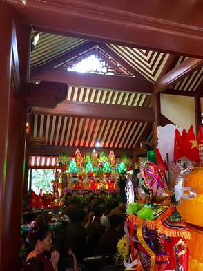 Ba Vi Mountain お寺のあり方