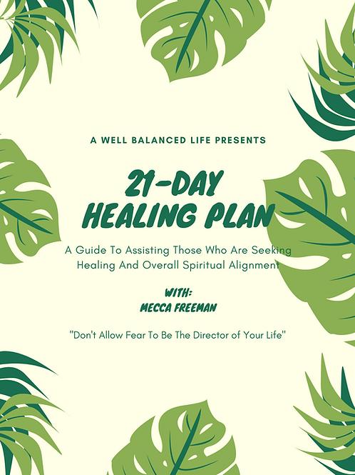 21-Day Healing Plan