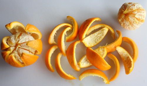 Before You Toss Your Orange Peels Away