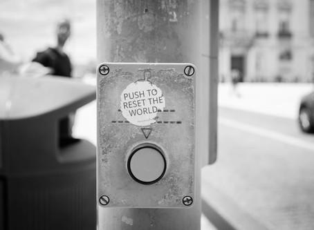 Ich drücke den RESET-Button — ein persönliches Update