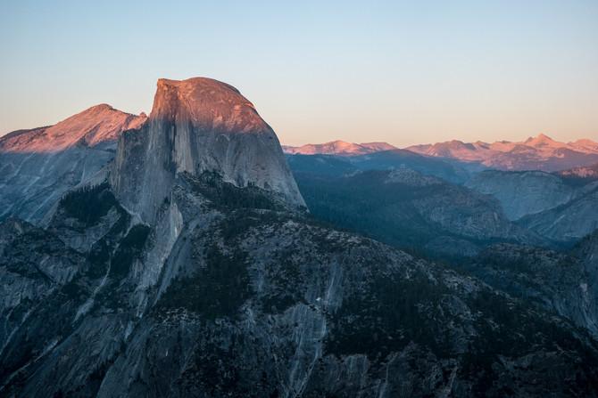 Yosemite:  Day 1
