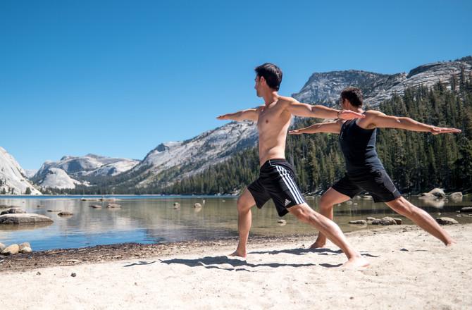 Yosemite:  Day 3