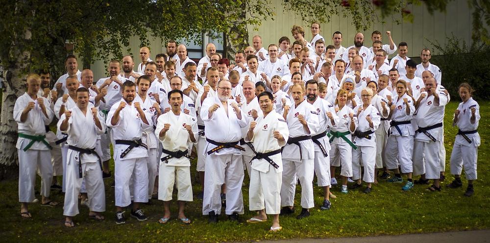 Ювяскюля, семинар в Финляндии