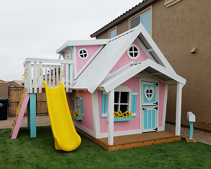 BIG Playhouse XL by Imagine THAT Playhouses