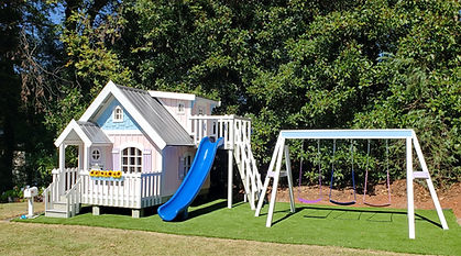 Sweetheart XL Playhouse by Imagine THAT!
